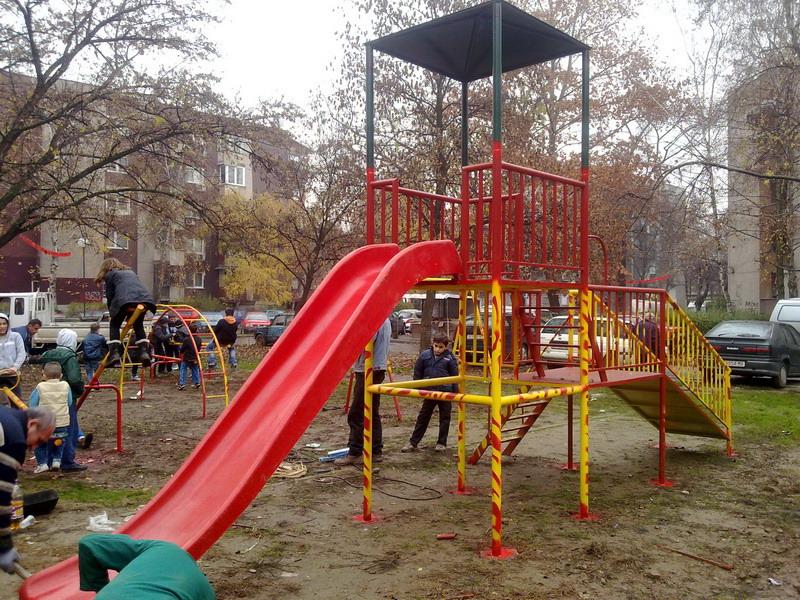 Детски игралишта